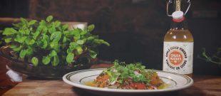 Chuck's Lentil Salad