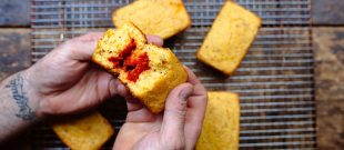 Red Pepper Cornbread